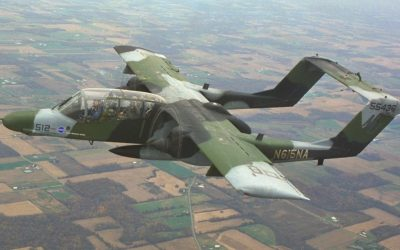 OV-10 Amazing Things