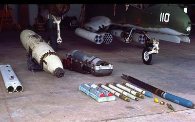 From The OV-10, With Love: The Bronco's Firepower