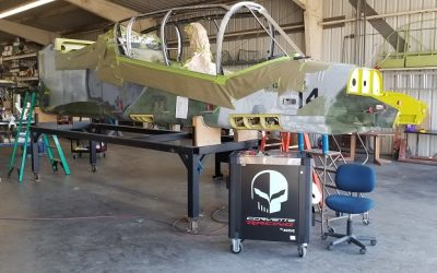 Pillars of the Plane: An Overview of The OV-10 Build