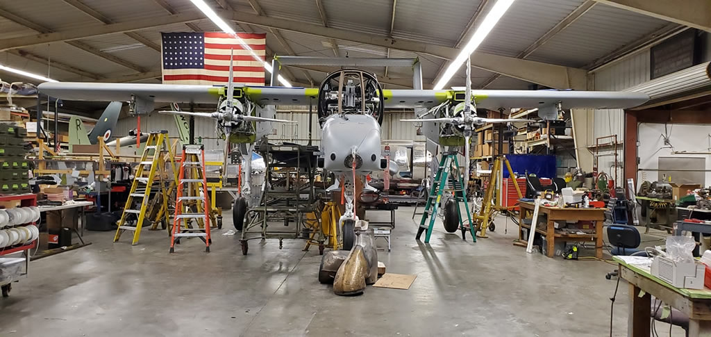 "Vietnam's Fiercest Pilots ""The Black Ponies"" Celebrate 50th Anniversary as their Entire OV-10 Squadron Nears Restoration"