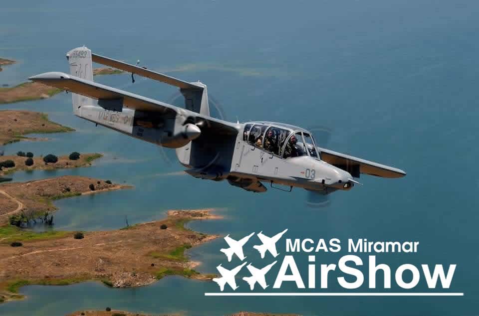 Miramar Airshow KNKX