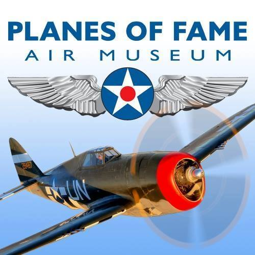 Planes of Fame KCNO