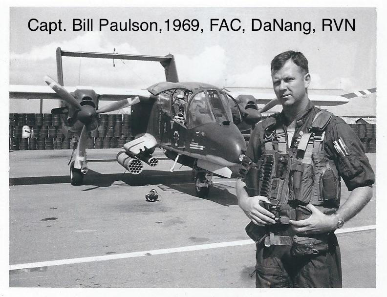 Capt. Bill Paulson