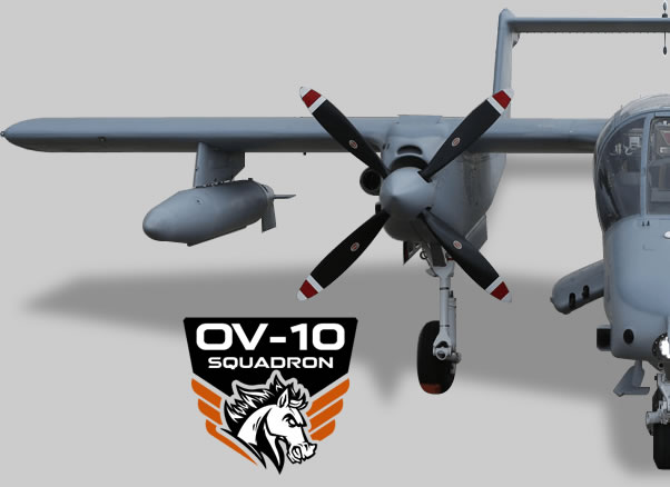 Never Forget: Why our OV-10 Squadron Mission is More Important than Ever.